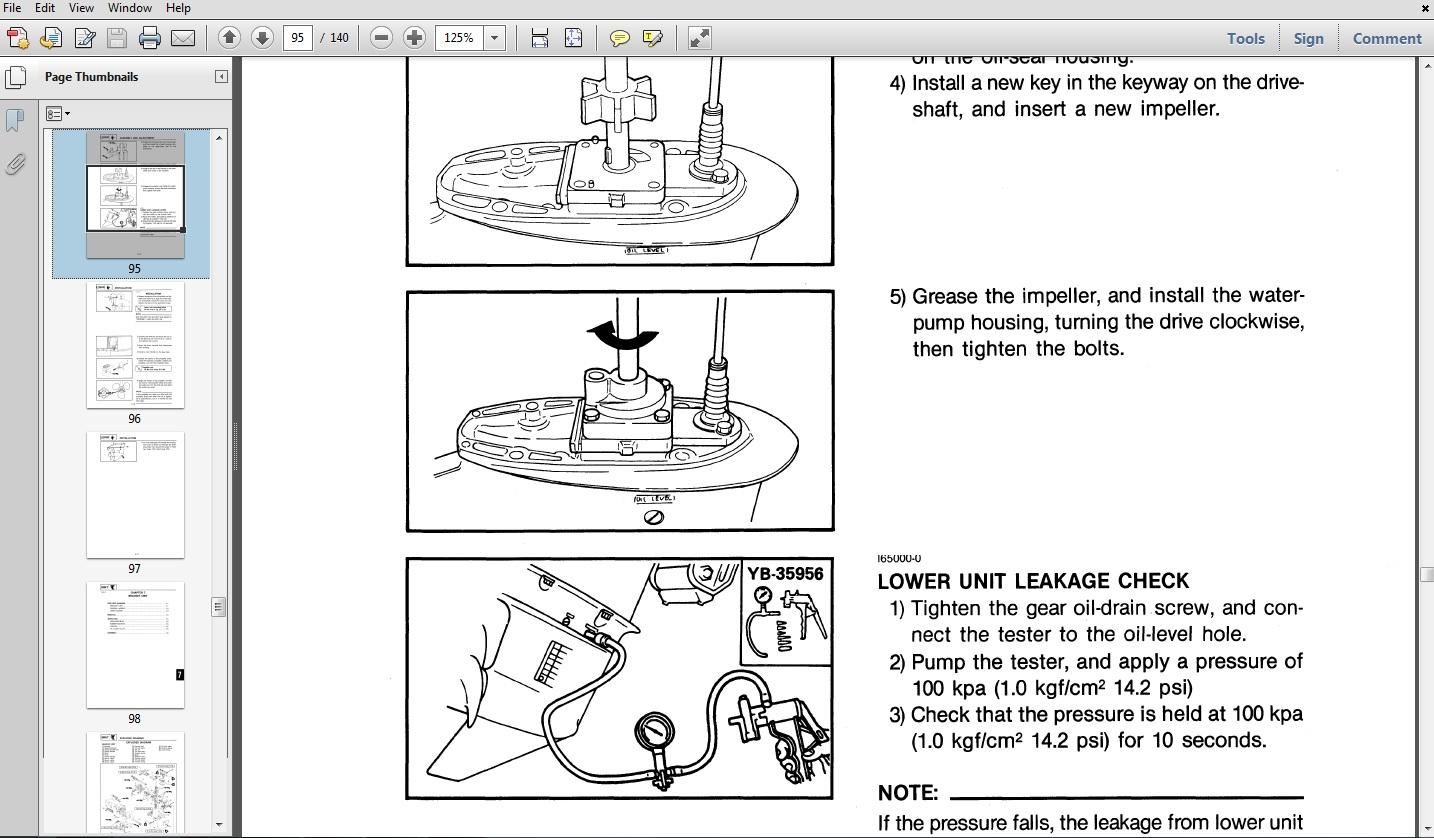 2006 yamaha f90 hp outboard service repair manual ebook rh 2006 yamaha f90 hp outboard service repair ma 2013 Yamaha Outboard Service Manual Yamaha Outboard Service Manuals PDF