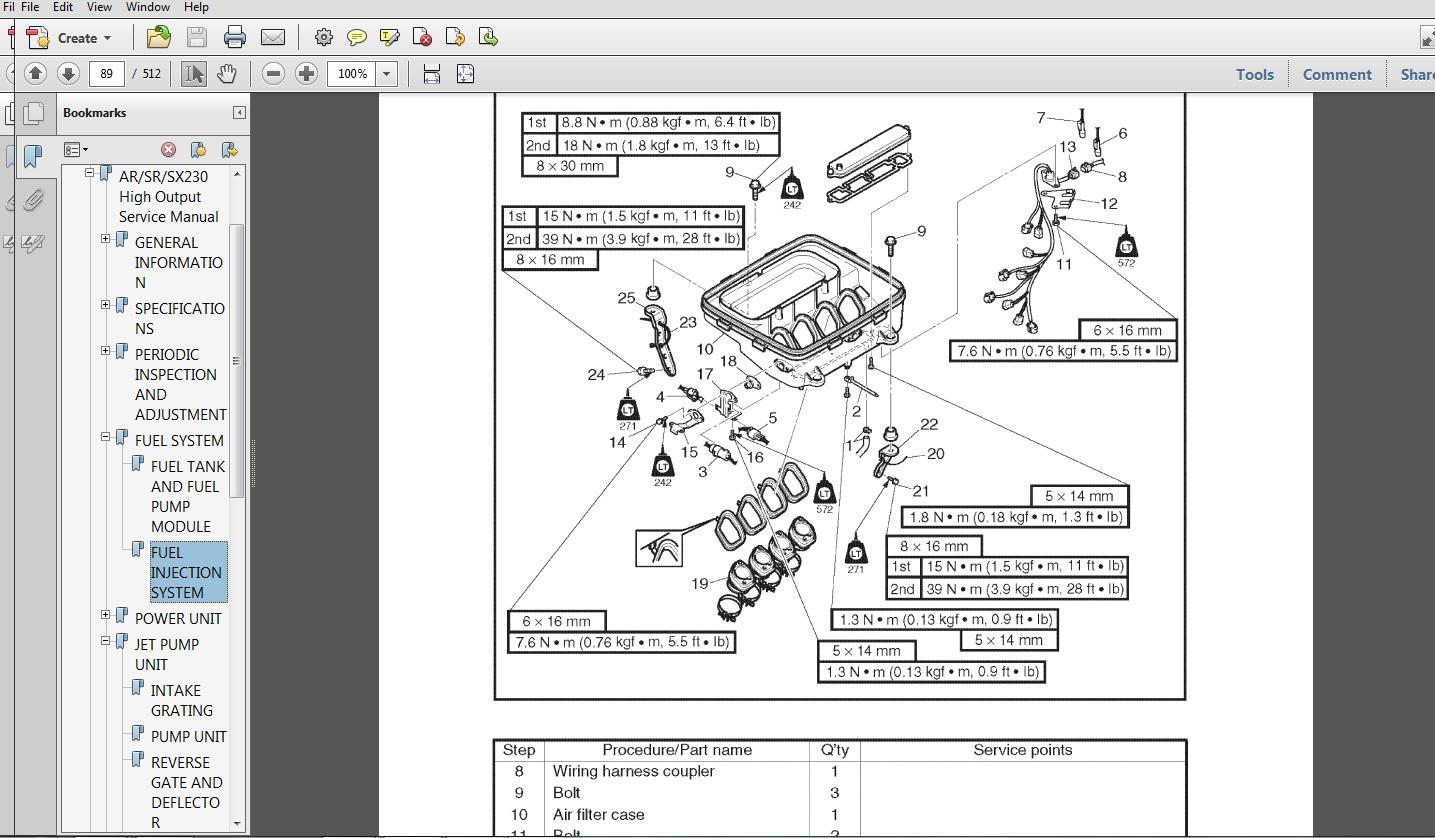 Download Yamaha Outboard Repair Manual 1982 2015 Models Xj6 Wiring Diagram Repairs Autos Post